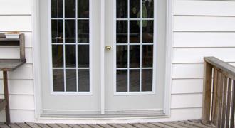 Double Entry Doors Brush Seals | Memtech Brush