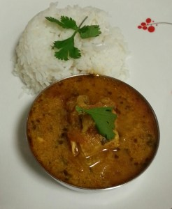 Recipe For Chicken Curry: Slow Cooker (CrockPot)