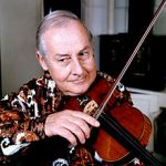 Stephane Grappelli – Grandfather of  Jazz Violinists""
