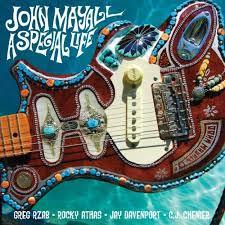Art Work by John Mayall