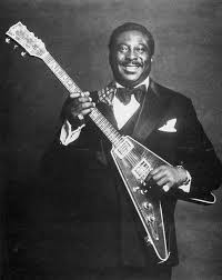 Albert King - One of the Three Kings of the Blues