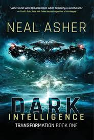 Dark Intelligence - Sci Fi Reading Chalenge