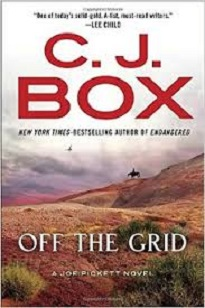 Off the Grid one of my April reads