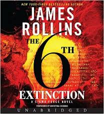 The 6th Extinction part of my April reading Blitz