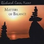 Soothing Sounds from Richard Carr – Matters of Balance