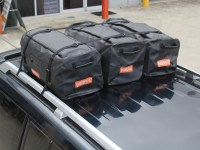Large Duffle Luggage Carry Bag Overnight Camping 4WD ...