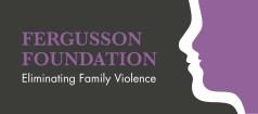 Fergusson Foundation logo - english