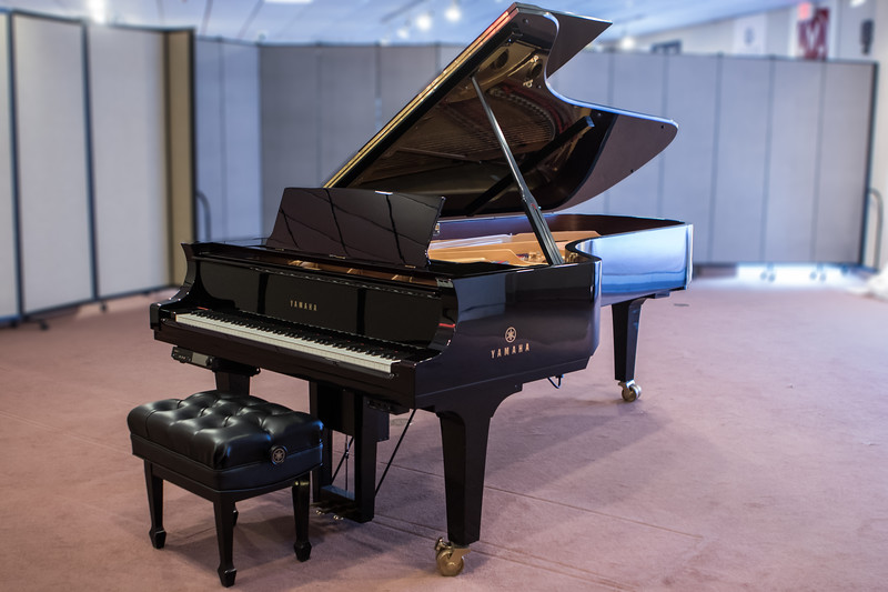 Used Yamaha Disklavier Concert Grand Piano Menchey Music