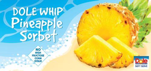 Medium Of Dole Pineapple Whip