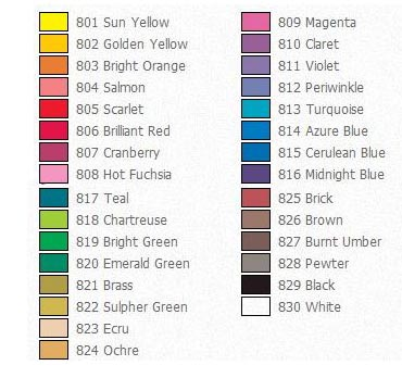 Mendels  Fabric Paints and Supplies  Dynaflow Fabric Paint (30