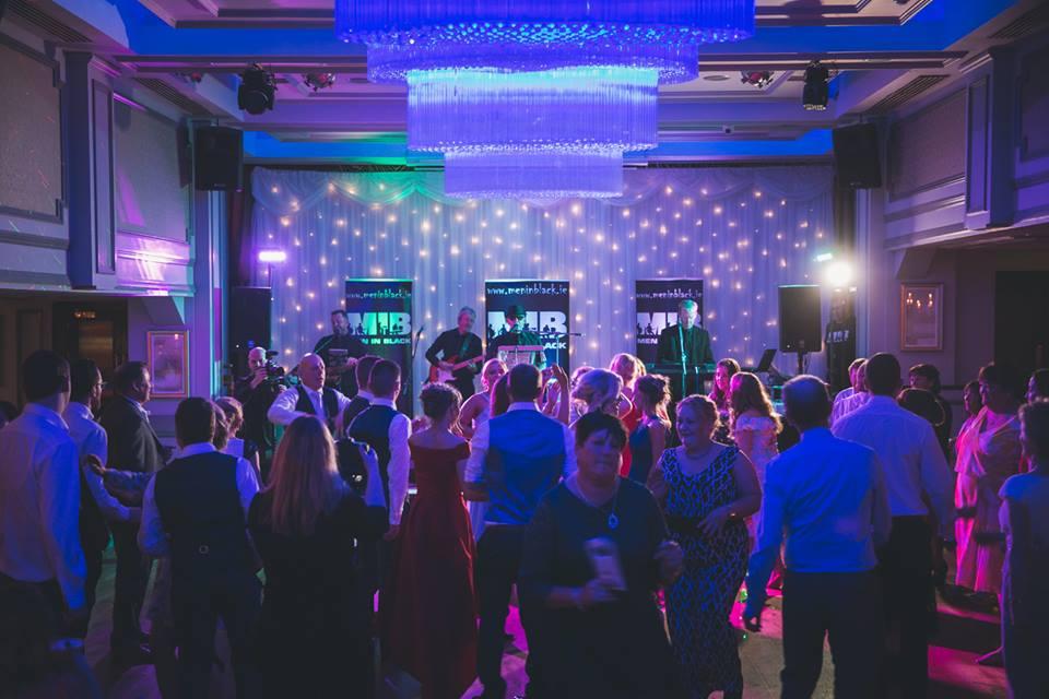 Men In Black Wedding  Events Band - Ireland\u0027s Wedding Band of the