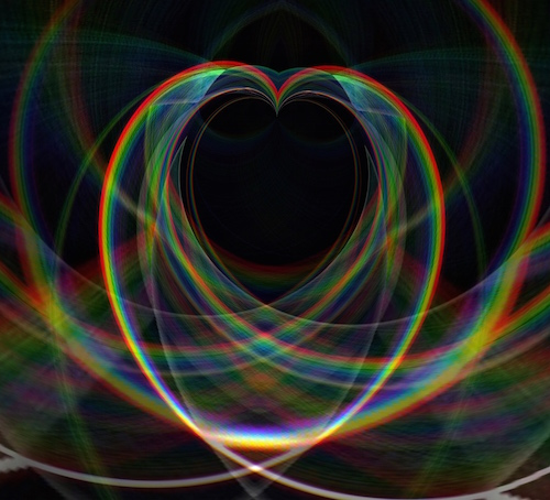 Prism Heart © lynette sheppard
