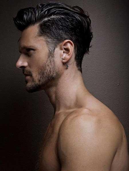 Últimas penteados dos homens 2013