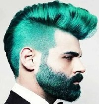 10 Crazy Men's Hairstyles | Mens Hairstyles 2018