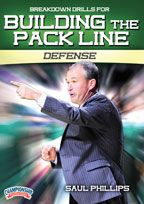 Breakdown Drills for Building the Pack Line Defense