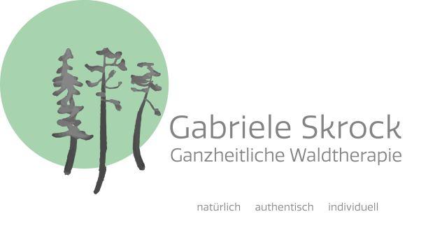 Gabriele Skrock - ganzheitliche Waldtherapie