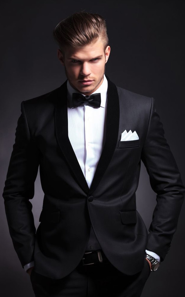 How To Master The Black Tie Look Mens Fashion Magazine