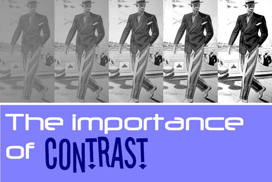 importance-contrast