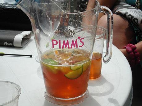 pimms-summer