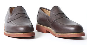 red-brick-sole-penny-loafer