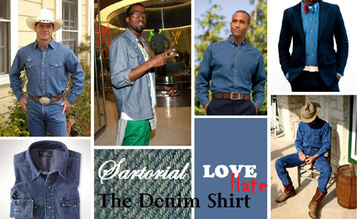 slh-denim-shirt