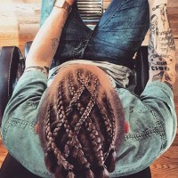 Braids For Men - 15 Braided Hairstyles For Guys