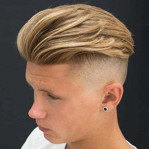 The slicked back undercut hairstyle men s hairstyles