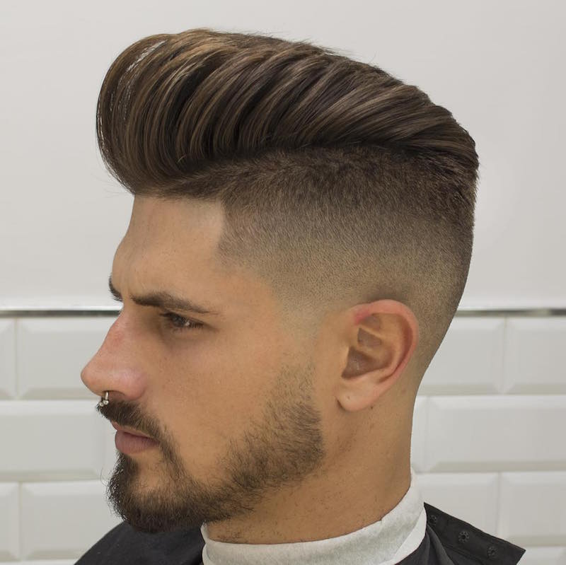 javi_thebarber_high fade pompadour new haircut for men