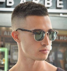 15 Fresh Men's Short Haircuts