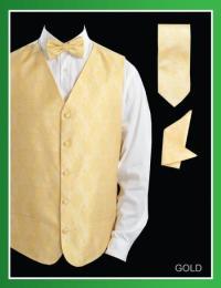 3 Piece Slim Suit - Subtle Mini Check White