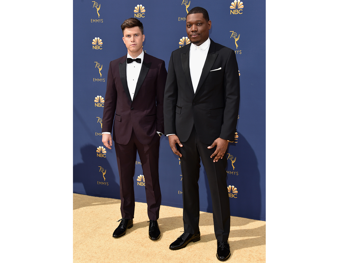 Emmys 2018 Milo Ventimiglia Trevor Noah And The Most