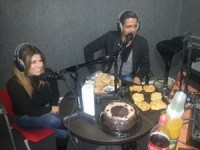 הזמרים שלומי נחמני ולירן טל מתארחים ברדיו מנטה