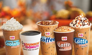 Dunkin Donuts Menu Prices Coffee