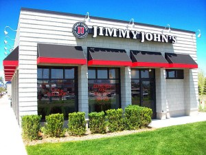 Jimmy Johns restaurant