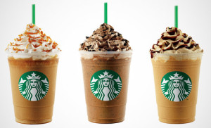 Starbucks Menu prices drinks