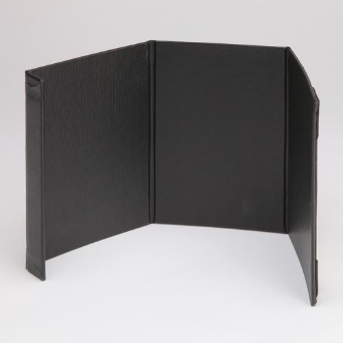 3 Sided Table Tent Table Top Menus MenuMastersnet - tri fold table tent