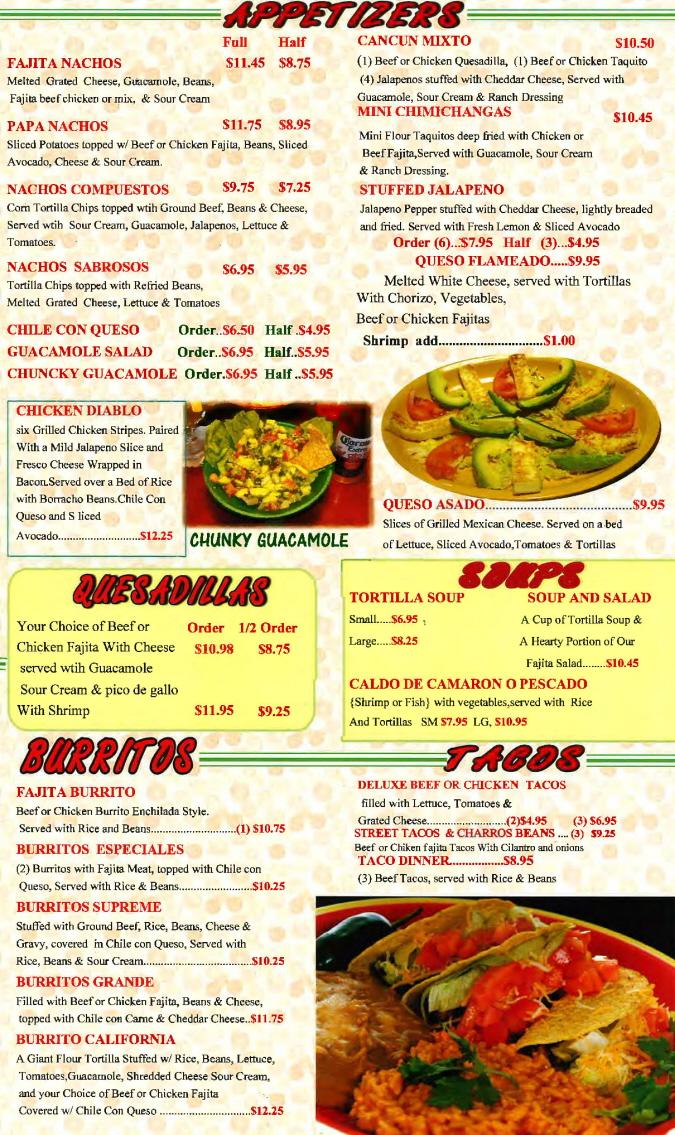 Herreras Mexican Restaurant ~ The Woodlands ~ Texas ~ 77384