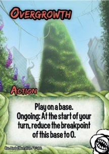 Smash Up: Awesome Level 9000 (Image by Alderac)