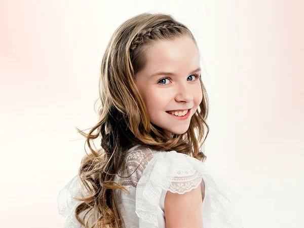 Falling Hair Haircut Wallpaper 10 Cute And Easy Hairstyles For Kids