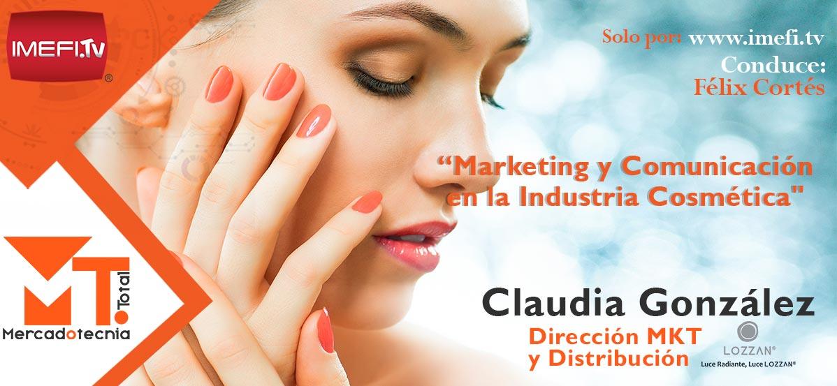 Marketing y Comunicación en la Industria Cosmética