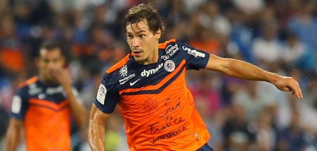 Benjamin STAMBOULI - 09.08.2014 - Montpellier / Bordeaux - 1er journee de Ligue 1 Photo : Nicolas Guyonnet  / Icon Sport