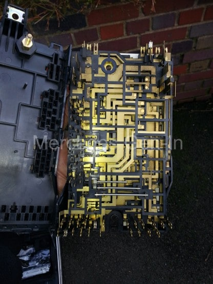Intermittent Power Problems Mercedes Sprinter