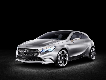 Mercedes-Benz Classe A Concept
