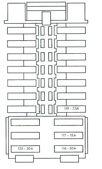 2013 Mercedes Ml350 Fuse Diagram - Wwwcaseistore \u2022