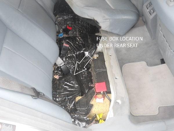 2000 Mercedes Benz Ml320 Fuse Box Location Online Wiring Diagram