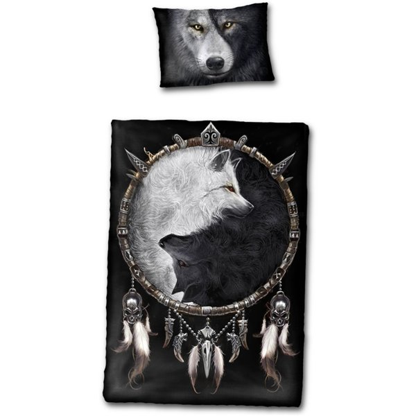 Buy Official Wolf Chi Single Duvet Cover Uk And Eu