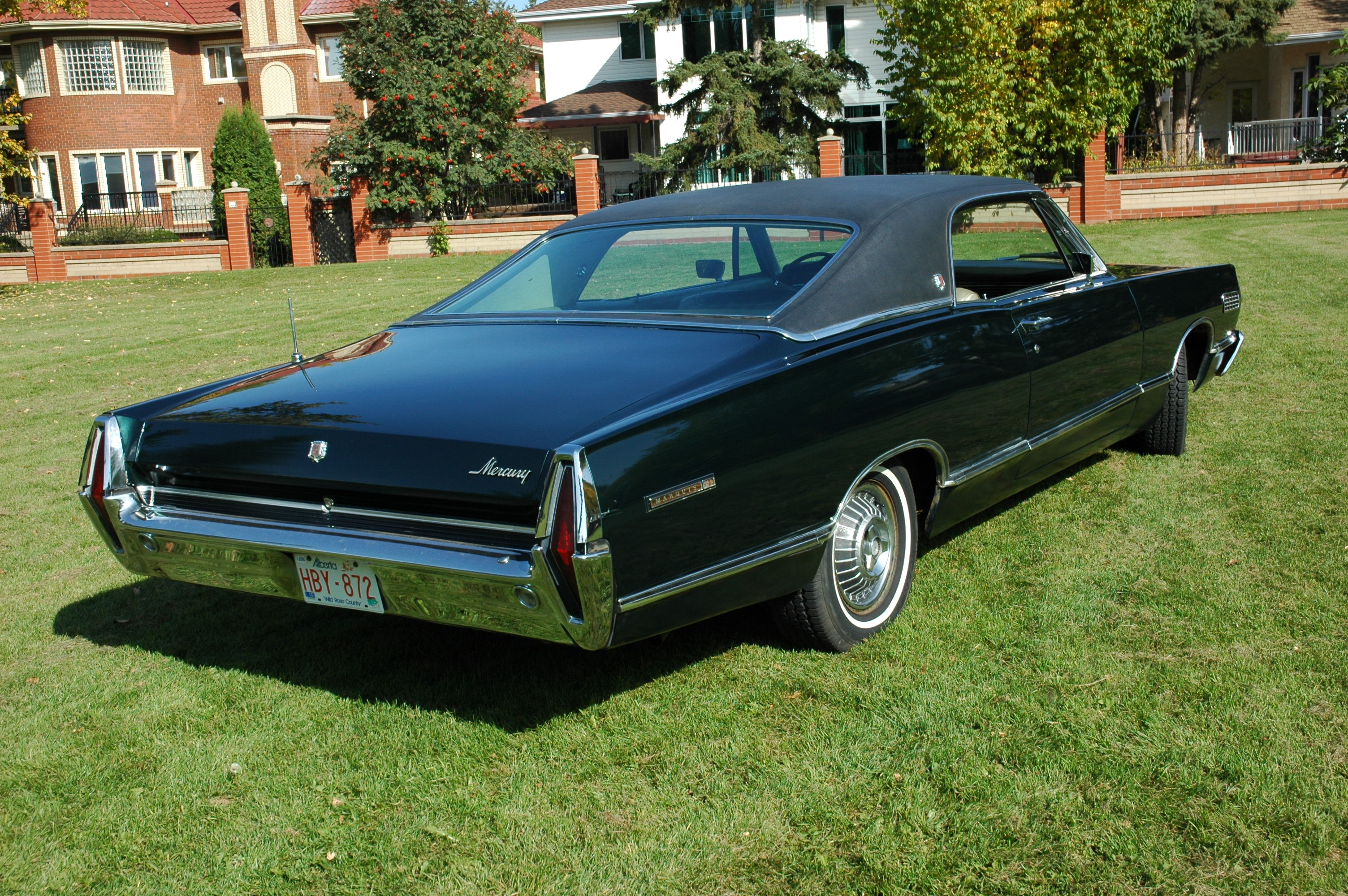 1967 Mercury Marquis Mercury Automobile History Super