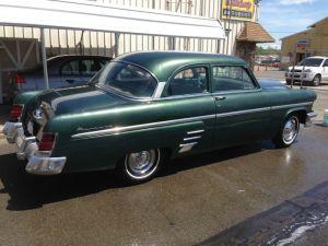 1954 Mercury Custom 2-dr Sedan