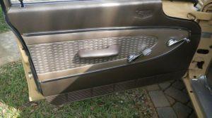 1960 Mercury Monterey door panel