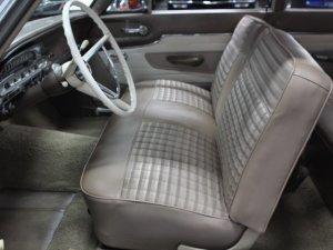 1962 Comet Custom interior